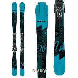 Rossignol Experience 74 Skis + Xpress 10 Bindings 2021 Men's 160 cm