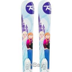 Rossignol Frozen 120cm Kids Ski's Was £150 NOW £120