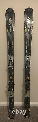 Rossignol Skis with Adjustable Bindings