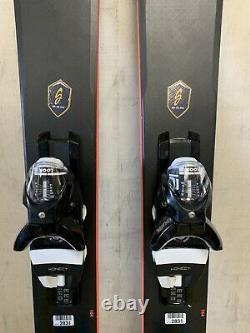 Rossignol Sky 7 HD W Alpine Ski WithLook NX 12 Demo Binding 164cm