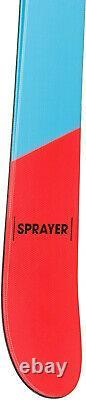 Rossignol Sprayer Skis + Xpress 10 Bindings 2021 158 cm
