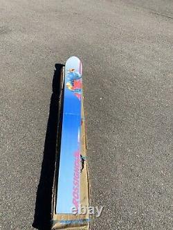 Rossignol monoski, mono ski never mounted RARE Original box NOS