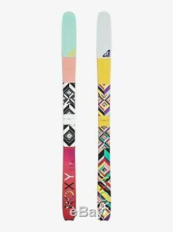Roxy Shima Top Ski Freeride / Allmountain Carver 162 CM Neu