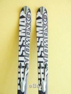 SALOMON CROSSMAX 09 All Mountain 177cm Skis with Salomon 850 S Bindings