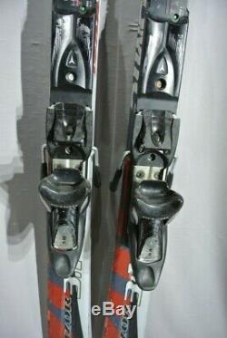 SKIS All Mountain-ATOMIC IZOR 3.1 TITANIUM- 159cm