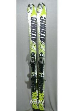 SKIS All Mountain-ATOMIC NOMAD INTRUDER-157cm WITH ROCKER
