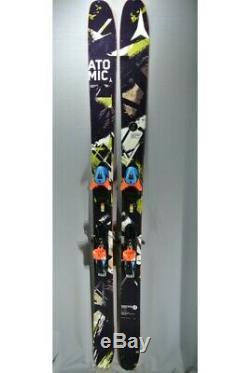 SKIS All Mountain-ATOMIC VANTAGE ALIBI-180cm WITH ROCKER