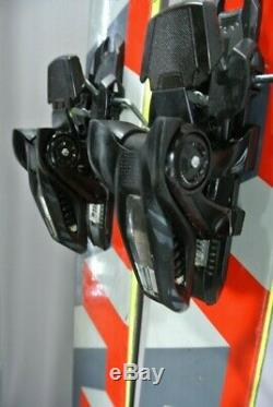 SKIS All Mountain- BLACK CROWS CORVUS with Marker JESTER bindings-193cm