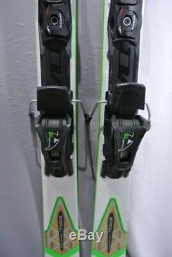 SKIS All Mountain/Carving -NORDICA NRGY 80-161cm! GOOD SKIS