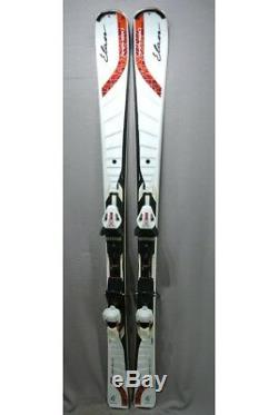 SKIS All Mountain -ELAN AMPHIBIO INSOMNIA-158cm GOOD LADIES SKIS