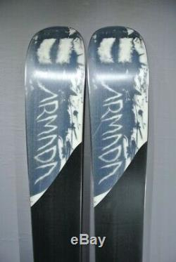SKIS All Mountain /Freeride-ARMADA ARV TI -178cm