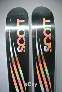 SKIS All Mountain / Freeride -SCOTT PURE 193cm GOOD SKIS