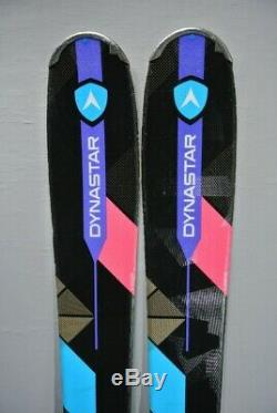 SKIS Carving /All Mountain-DYNASTAR GLORY 84-163cm- GREAT CONDITION! 2017/18