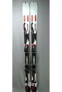 SKIS Carving/ All Mountain -HEAD i. PEAK 78 FLR PRO -171cm Good skis