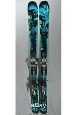 SKIS Carving/ All Mountain-K2 POTION 84XTi -153 cm GOOD LIGHT SKIS! ROCKER