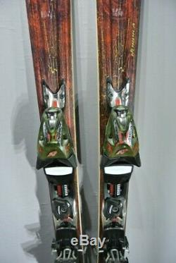SKIS Carving/ All Mountain-NORDICA CINNAMON GIRL-164cm GOOD LADIES SKIS