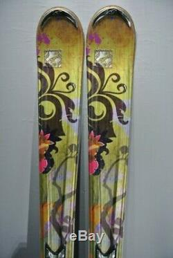 SKIS Carving/ All Mountain-NORDICA DRIVE-154cm GOOD LADIES SKIS