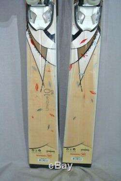 SKIS Carving/All Mountain-ROSSIGNOL UNIQUE 10-163cm LIGHT TOP LADIES SKIS