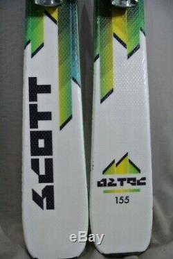 SKIS Carving/ All Mountain -SCOTT AZTEC-155cm GOOD SKIS