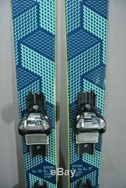 SKIS Freeride/All Mountain-BLACK CROWS ATRIS-Marker Griffon bindings -189cm