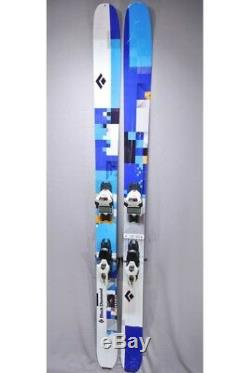 SKIS Freeride / All Mountain -BLACK DIAMOND ZEALOT-192cm