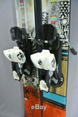 SKIS Freeride /All Mountain -K2 SHREDITOR 100 JR 149cm TOP Youth Skis
