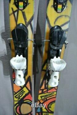SKIS Freeride/ All Mountain -SCOTT PUNISHER 176cm! TOP SKIS