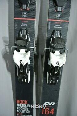 SKIS Freeride/All Mountain- ZAG ROCK -164cm GOOD SKIS