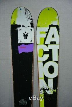 SKIS Freestyle/All Mountain-FACTION SILAS 164cm