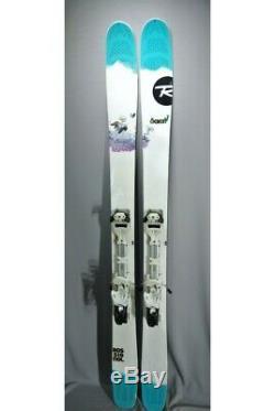 SKIS Touring/ All Mountain -ROSSIGNOL SAVORY 7 with Tyrolia bindings -170cm