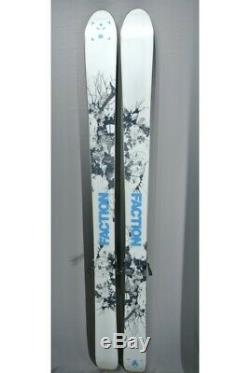 SKIS Twin-tip/ All Mountain- FACTION HEROINE 163cm
