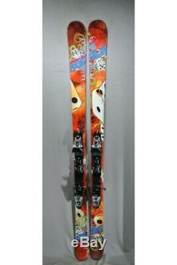 SKIS Twin-tip/ All Mountain- NORDICA DOUBLE SIX -170cm COOL SKIS