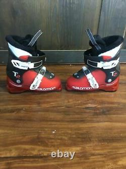Salomon Jr Ski Packages Skis, Boots and Poles