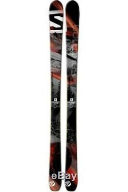 Salomon Q-90 Ski All-Mountain Freeride 169 cm NEU