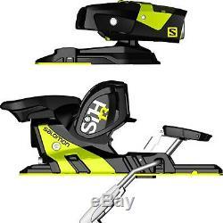 Salomon STH2 13 WTR All-Mountain Ski Binding New 2019 (115mm Brakeset)