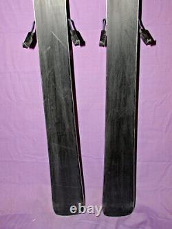 Salomon X-WING FIRE all mountain skis 165cm with Salomon 610 ski bindings SNOW