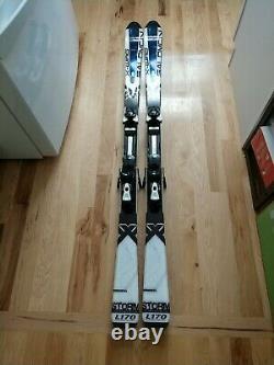 Salomon X-Wing Storm 170 cm Skis with Adjustable Bindings
