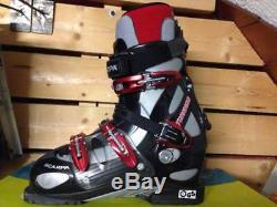 Scarpa Tornado Black Ski Boots Allmountain Freeride Size Mp 31 Ski Boot