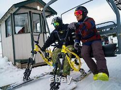 Ski Bike SkiByk SB100 All-Mountain, SnowBike, SkiBike