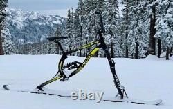 Ski Bike SkiByk SB200 All-Mountain, SnowBike, SkiBike