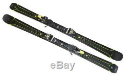 Ski Blizzard Quattro 8.4 Ti Testski 167 cm Allmountain Ski inkl. Bindung X19