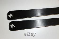 Ski Blizzard Quattro 8.4 Ti Testski 174 cm Allmountainski inkl. Bindung X19