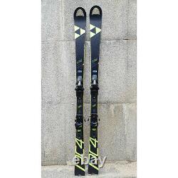 Ski Fischer RC4 Worldcup SC with Bindings Winter Sport Equipment Second Hand 165