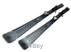 Ski Set Blizzard Quattro 7.4 Ca 174 cm inkl. Bindung Marker TP 10 NEU S-N J17