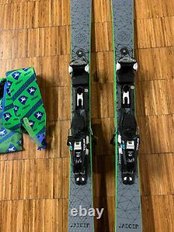 Ski Touren Set Ogso Jaeger 172cm inkl. Bindung F10 Gr. S & Steigfelle gebraucht