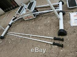 Skiers Edge Black Diamond S4 All Mountain Master Power Ski Training Machine