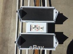 Skiers Edge III S4 All Mountain Master Ski Training Machine With Poles Very Nice