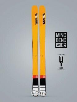 Skiing Ski Freeride Freeski Allmountain K2 Mindbender 108 Ti only Skiing 2020