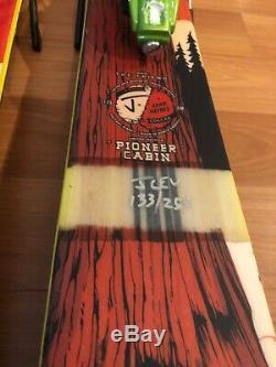 Skis for sale J Skis, Friend 172 New Conditon, all mountain, powder