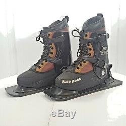 Sled Dogs K9 All Mountain snowskates Size 8 (VU4BDB)